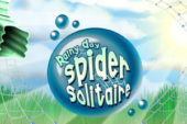Pogo Rainy Day Spider Solitaire