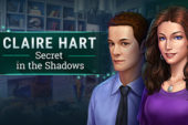 Pogo Claire Hart: Secret in the Shadows